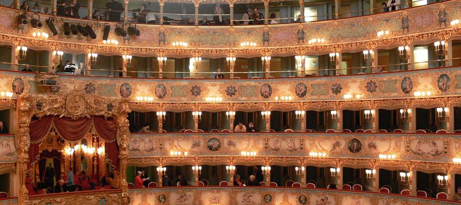 l'Opéra de La Fenice