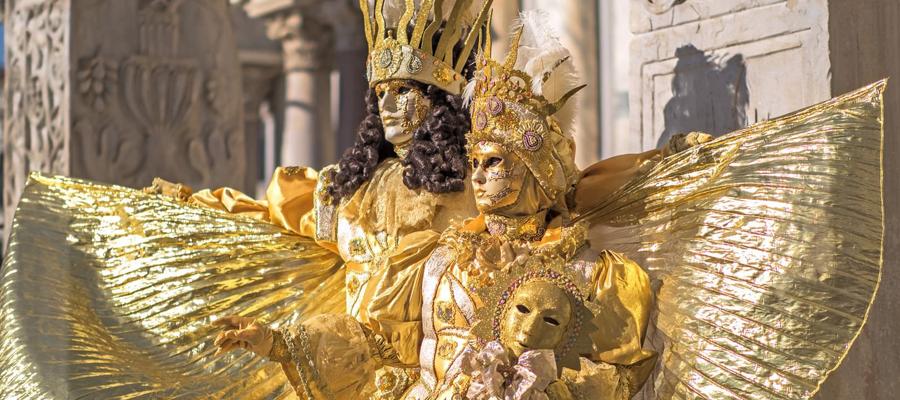 Les Fêtes Vénitiennes-Histoire