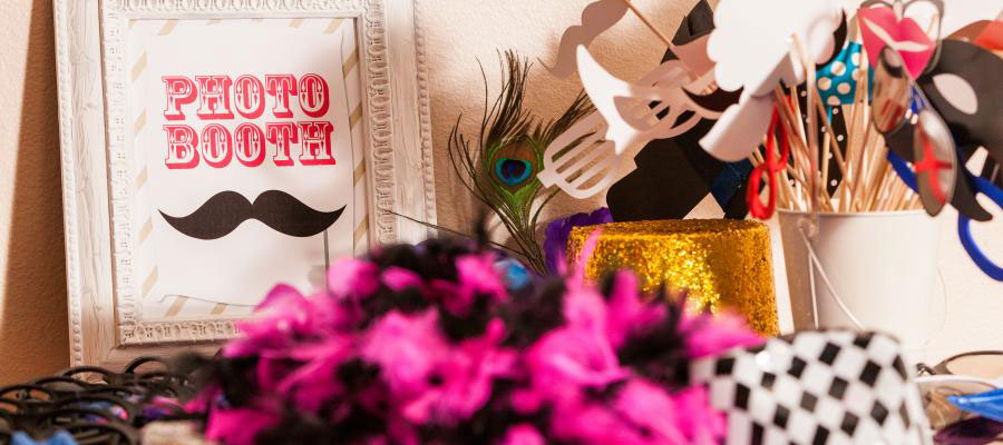 Acheter des accessoires de décoration pour organiser des fêtes inoubliables